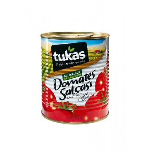 TUKAS DOMATES SALCASI 830 GR TNK