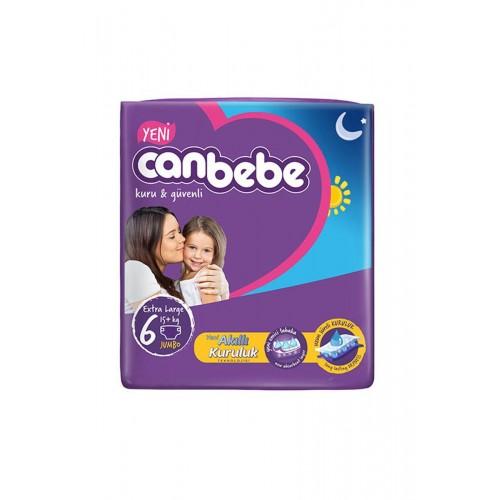 CANBEBE JUMBO -6- EXTRA LARGE BEZ