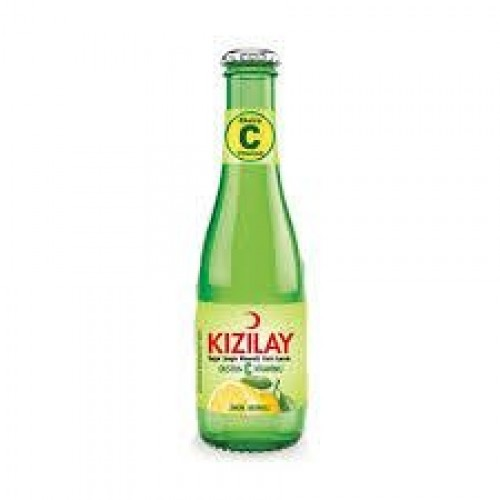KIZILAY MEYVELI SODA EXTRA LIMON 20 CL
