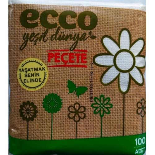 ECCO VERDE PECETE 100 LU PECETE