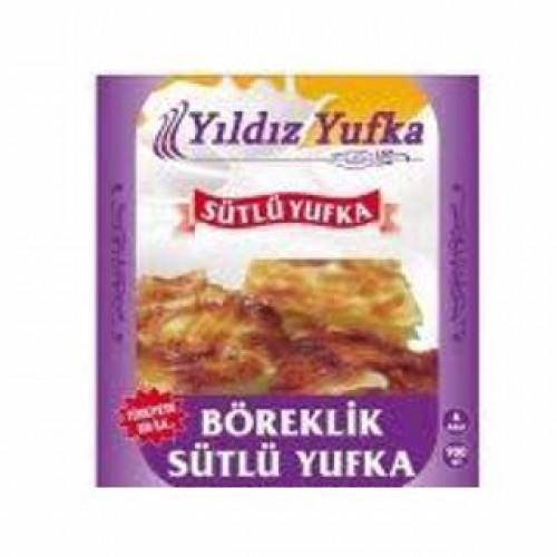 YILDIZ YUFKA BOREKLIK 600 GR