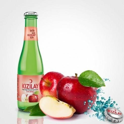 KIZILAY MEYVELI SODA ELMA 20 CL.