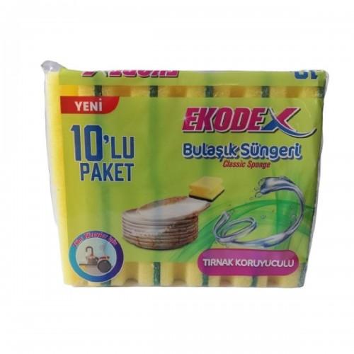 EKODEX BULASIK SUNGER 10 LU