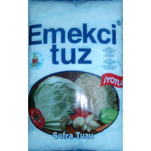EMEKCI TUZ 1,5 KG