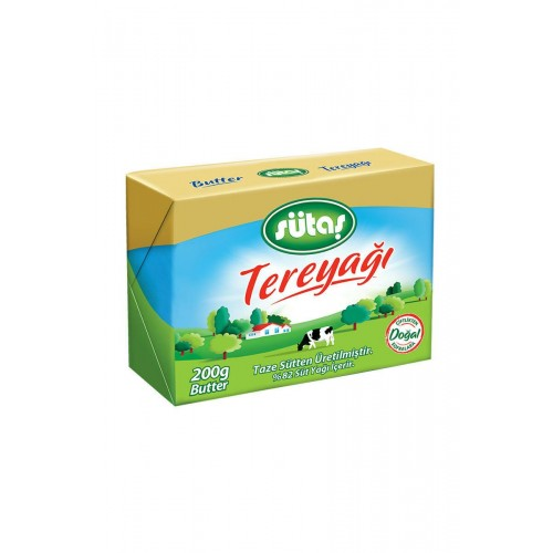 SUTAS TEREYAG 200 GR
