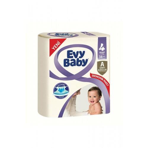 EVY BABY JUMBO MAXI BEBEK BEZI 4