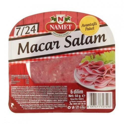 NAMET 7/24 DANA MACAR SLAM 50GR