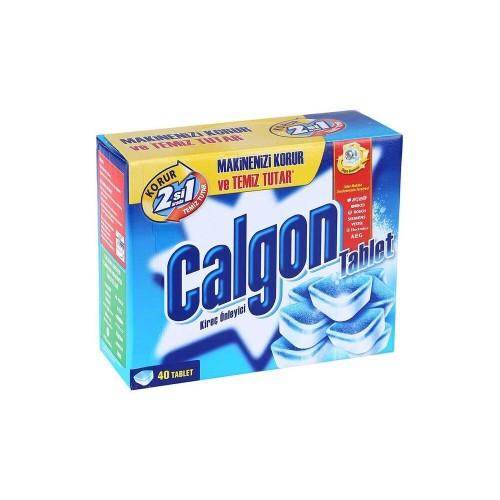 CALGON KIREC ONLEYICI 40 LI TABLET