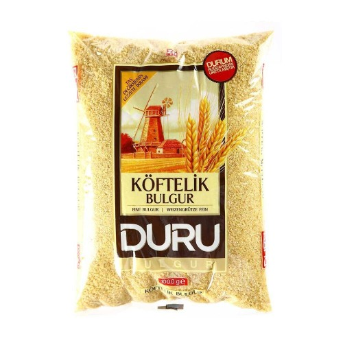 DURU KOFTELIK BULGUR 1000 G