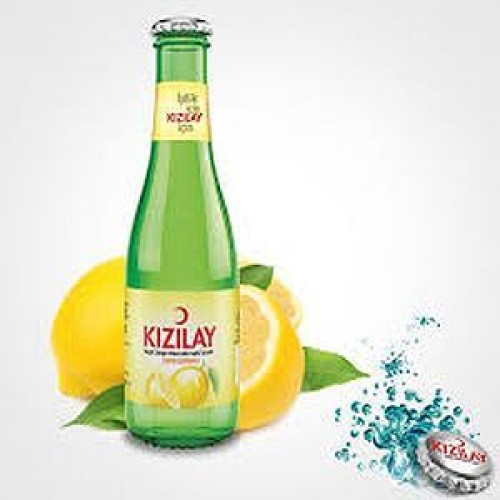 KIZILAY MEYVELI SODA LIMON 20 CL.