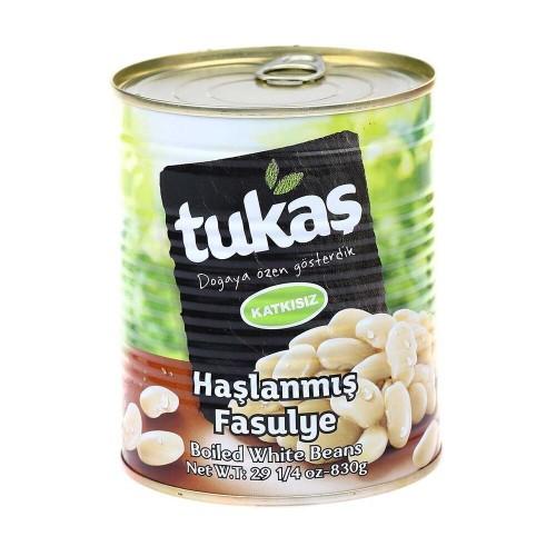 TUKAS HASLANMIS FASULYE 800 GR