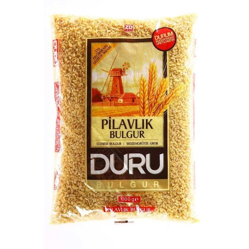 DURU PILAVLIK BULGUR 1000 G