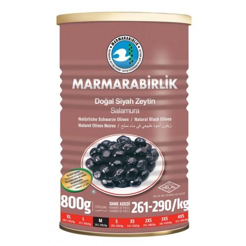 MARMARABIRLIK M SUPER 800 TNK SIYAH ZETYIN TNK