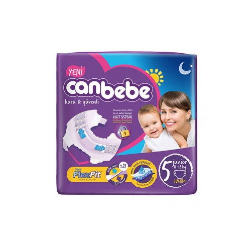 CANBEBE JUMBO -5- JUNIOR BEZ