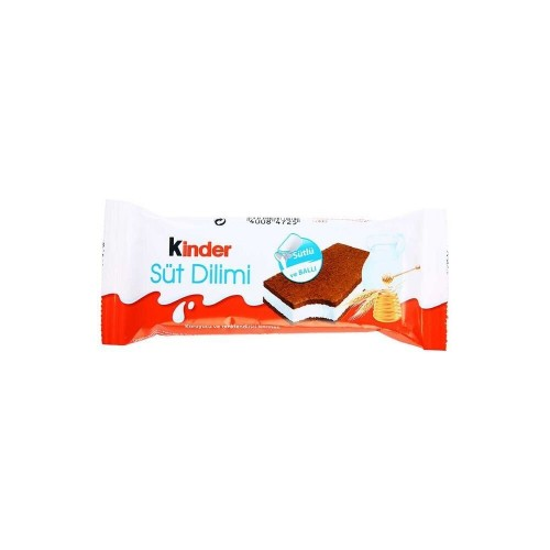 KINDER SUT DILIMI 28 G