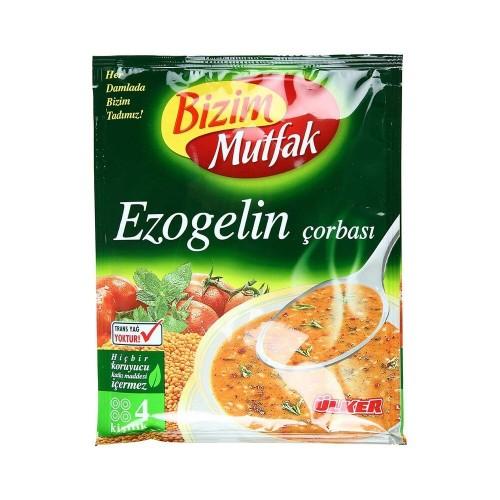 BIZIM EZOGELIN CORBASI 80 GR.