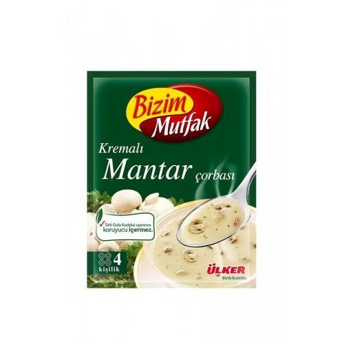 BIZIM MANTAR CORBASI 65 GR.