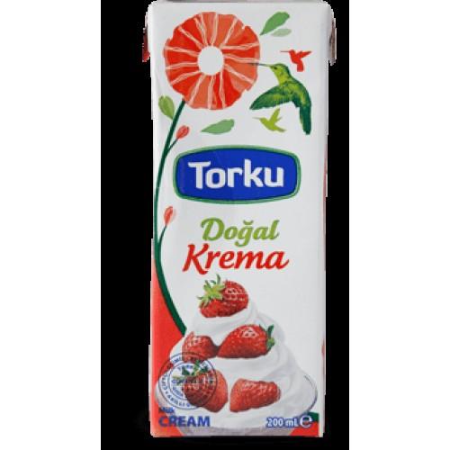 TORKU DOGAL KREMA 200 GR