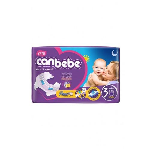 CANBEBE JUMBO -3- MIDI BEZ