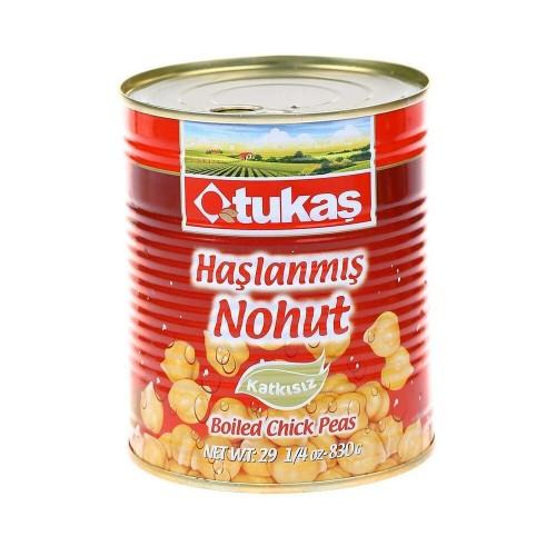 TUKAS HASLANMIS NOHUT 800 GR TNK