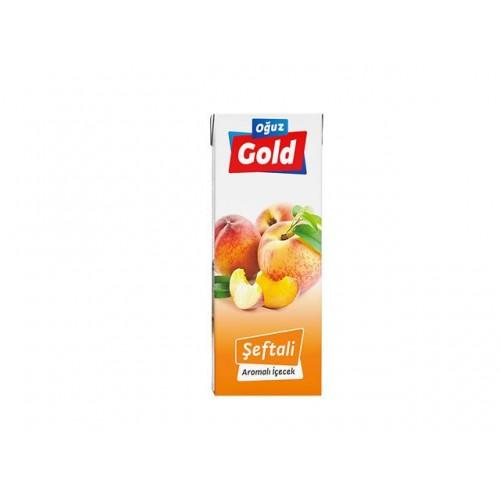 GOLD MEYVE SUYU CESITLERI 200 ML
