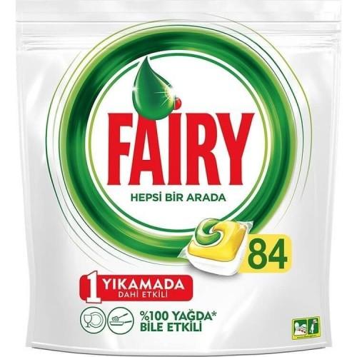 FAIRY TABLET HEPSI 1 ARADA 84 LU