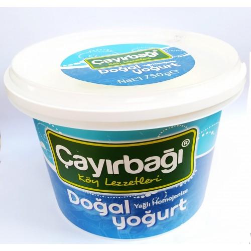 CAYIRBAGI Y.YAGLI YOGURT 1750 GR