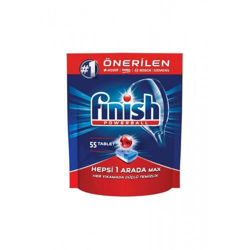 FINISH HEPSI BIR ARADA 55 LI TABLET