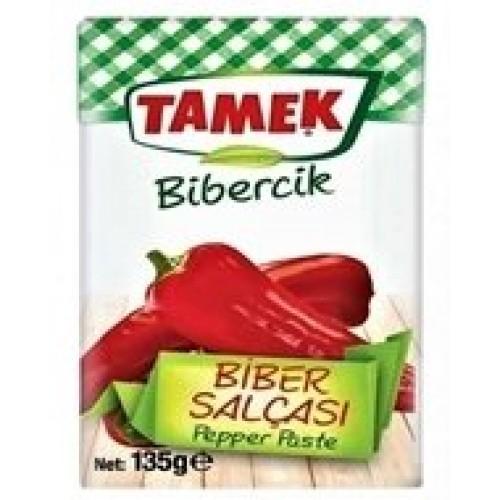 TAMEK BIBERCIK BIBER SALCASI 135 GR