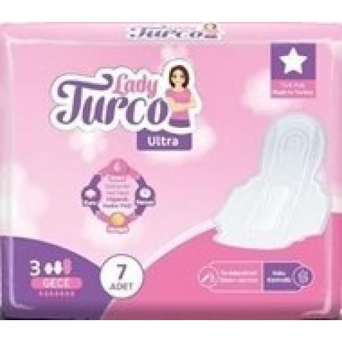 LADY TURCO ULTRA GECE 7 LI