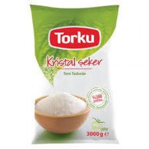 TORKU TOZ SEKER 3KG