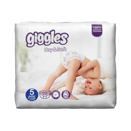 GIGGLES IKIZ PAKET -5- JUNIOR BEZ